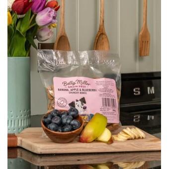 Betty Miller Grain Free Banana, Apple & Blueberry bones