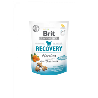 Brit Care Funct. Snack Recovery Haring