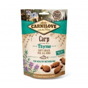 Carnilove Hond Soft Snack Karper met Tijm