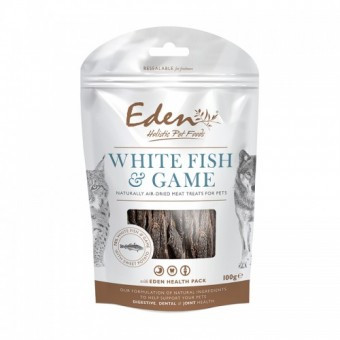 Eden Treats White Fish & Game