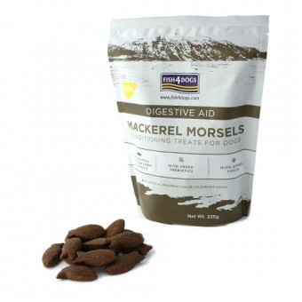 Fish4Dogs Mackerel Morsels Digestive Aid