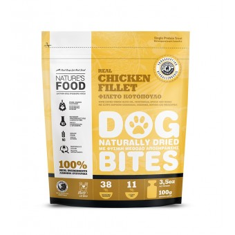Nature's Food Dog Bites Kippeborst