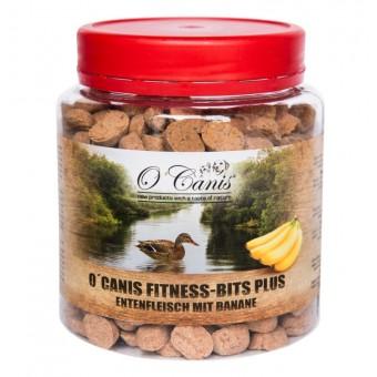 O'Canis Fitness-Bits Eend met Banaan