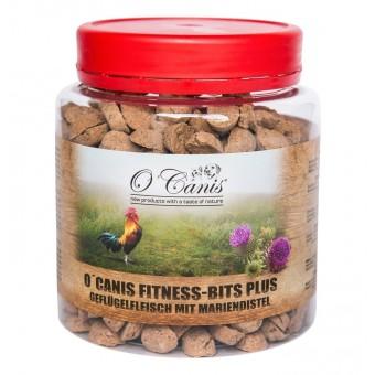 O'Canis Fitness-Bits Gevogelte met Mariadistel