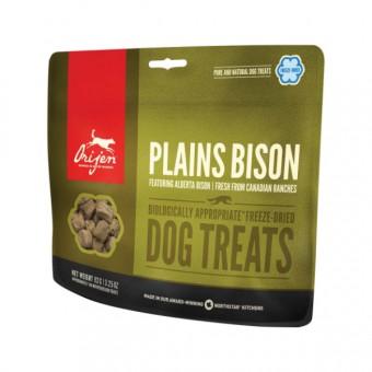 Orijen Freeze Dried Dog Treats Plains Bison