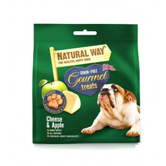 The Natural Way Gourmet cheese & apple